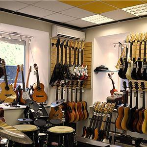 Музыкальные магазины Ковылкино