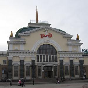 Железнодорожные вокзалы Ковылкино